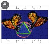 Recovery Butterfly Puzzle