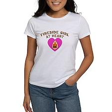 Fireside Girl at Heart Tee