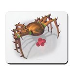 Golden Spider Mousepad 