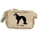Irish Setter Personalizable I Bark For A Cure Mess