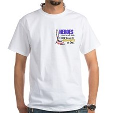 Heroes All Sizes Autism Shirt