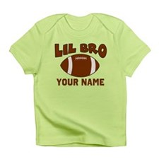 Lil Bro Football Infant T-Shirt