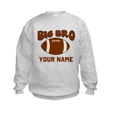 Big Bro Football Sweatshirt