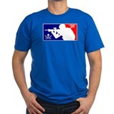 Funny Navy league T