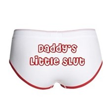 Little Slut Women's Boy Brief
