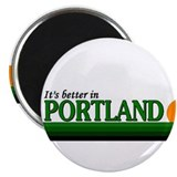 "Unique Salem oregon 2.25"" Magnet (100 pack)"