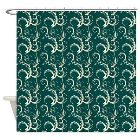 White Cotton Eyelet Curtains Hunter Green Fabric Shower