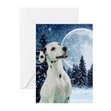 Dalmatian Christmas Cards (Pk of 20)