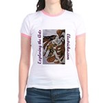 Electricka's Jr. Ringer T-Shirt