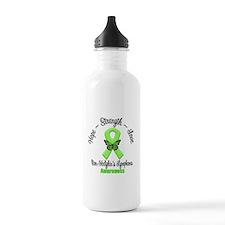 Strength Non-Hodgkins Water Bottle