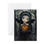 October Woods Greeting Cards (Pk of 20)
