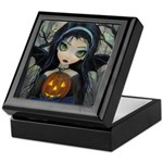 October Woods Keepsake Box