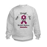 Strength Multiple Myeloma Sweatshirt