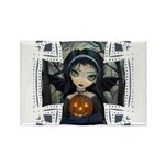 October Woods Rectangle Magnet (10 pack)