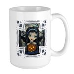 October Woods Large Mug