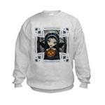 October Woods Kids Sweatshirt