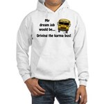 Karma Bus Hooded Sweatshirt