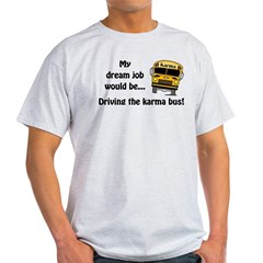 Karma Bus Light T-Shirt