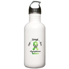 Strength Lymphoma Water Bottle