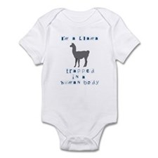 I'm a Llama Infant Creeper