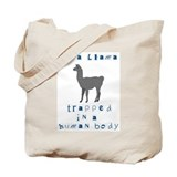 I'm a Llama Tote Bag