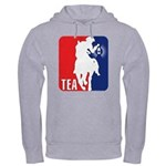 Tea Party Paul Revere Logo Hooded Sweatshirt