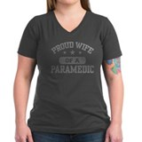 Proud Wife of a Paramedic Shirt