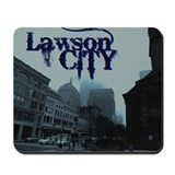The Lawson City Mousepad
