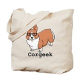 Corgeek Tote Bag