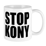 Stop Kony Small Mug