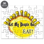 Let my people go! Puzzle