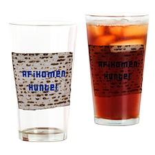 Afikomen Hunter Drinking Glass