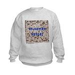 Afikomen Hunter Kids Sweatshirt