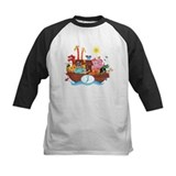 Letter J Initial Noah's Ark Tee