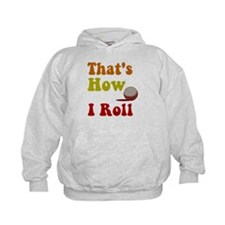 Golf That's How I Roll Hoodie