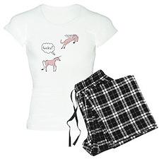 Unicorn Pegasus Lucky pajamas