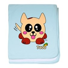 Taco Pudgie Pet baby blanket