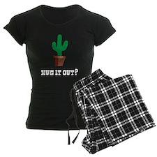 Cactus Hug It Out Pajamas