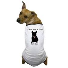 French Bulldog Personalizable I Bark For A Cure Do