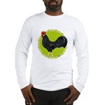 Ancona Rooster Long Sleeve T-Shirt