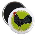 """Ancona Rooster 2.25"""" Magnet (100 pack)"""