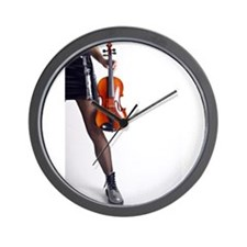 It's All Music to my Eyes Wall Clock