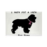 Cocker Spaniel Personalizable I Bark For A Cure Re