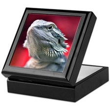 Dragon Head Keepsake Box