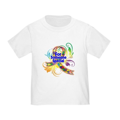 Autism For Someone Special Toddler T-Shirt