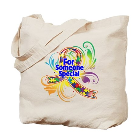 Autism For Someone Special Tote Bag