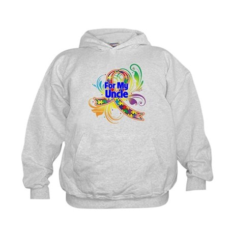 Autism For Someone Special Kids Hoodie