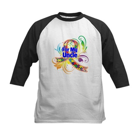 Autism For Someone Special Kids Baseball Jersey