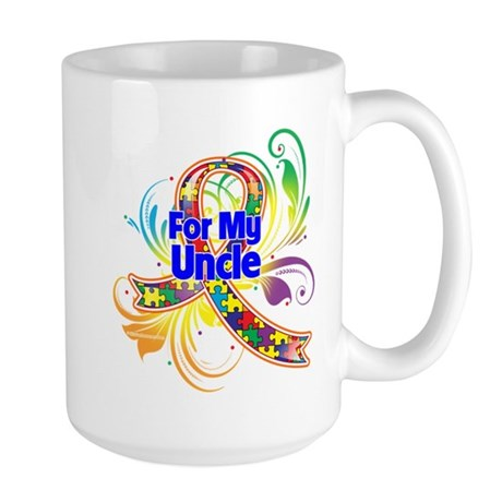 Autism For Someone Special Large Mug