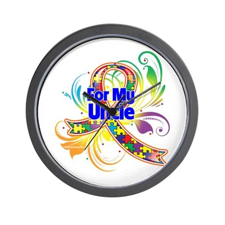 Autism For Someone Special Wall Clock